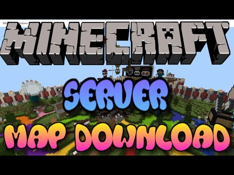 how to download maps on minecraft wii u