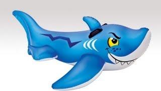 Inflatable Shark Raft   Intex 56567EP