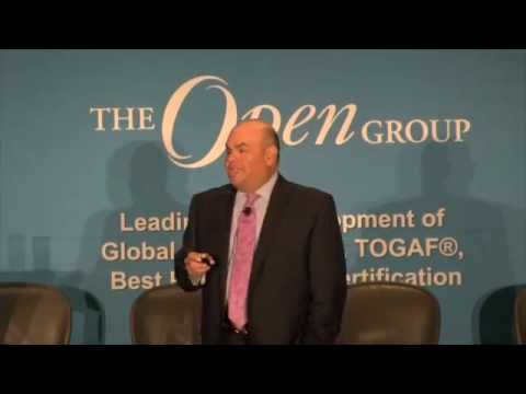 IT4IT™ - Driving IT Strategic Planing at ExxonMobil with IT4IT™ - The Open Group Austin Event, 2016
