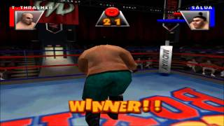 TEsTJASP 64: Redy 2 Rumble Boxing - Funny boxing game with funky music