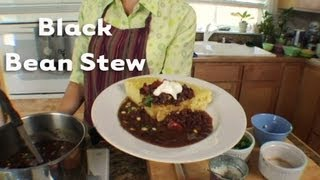 How to Cook Black Bean Stew