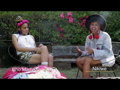 Sidewalk Sessions featuring Sho Madjozi