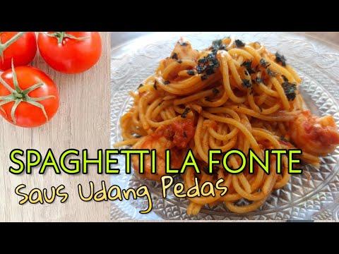 cara-memasak-spaghetti-bolognaise-la-fonte-saus-pedas