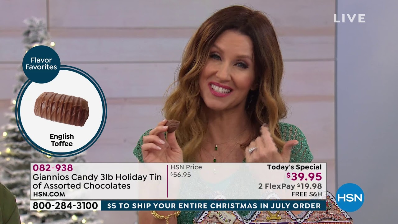 Hsn Christmas In July 2019 HSN | Christmas In July 07.09.2019   08 AM   YouTube