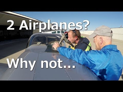 Every Pilot Should have 2 Airplanes - Bob Roger's Aircraft