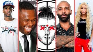 "Rappers React To ""Eminem Diss MGK On Killshot"" (50 Cent, Charlamagne, Joe Budden, Iggy Azalea, ETC.)"