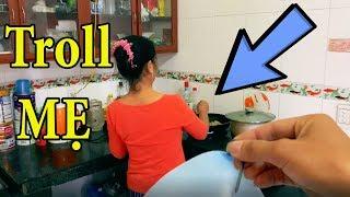 PHD | Quả Bóng Bay Thần Kỳ | Prank Mom