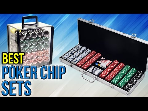 6 Best Poker Chip Sets 2016