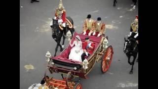 Королевская свадьба - Принц Уильям и Кейт Миддлтон