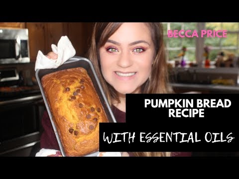 baking-pumpkin-bread-with-essential-oils!-|-young-living-|-becca-price