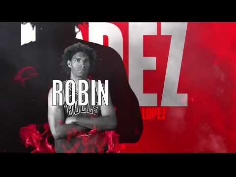 Chicago Bulls Intro 2017 18