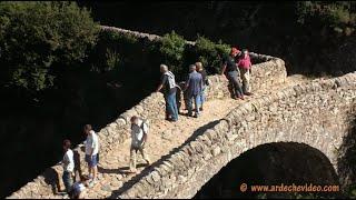 Ardèche - Pont du Diable (Thuyets)