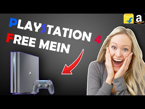 How to get a playstation 4 for free in India   100% working