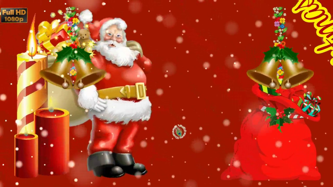 Merry Christmas 2018 Greetings, Happy Xmas Images, Whatsapp Video ...