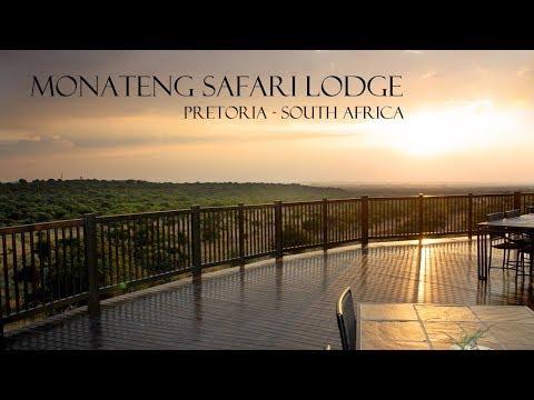 Monateng Safari Lodge - Drone 4K