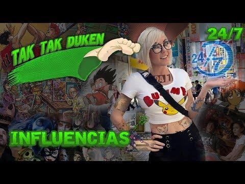 Tak Tak Duken - 24/7 - Influencias