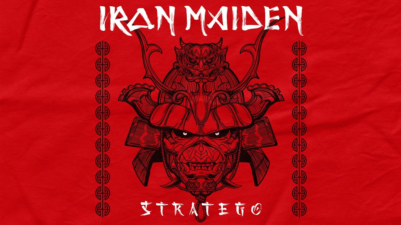 Download Iron Maiden - Stratego (Official Audio)