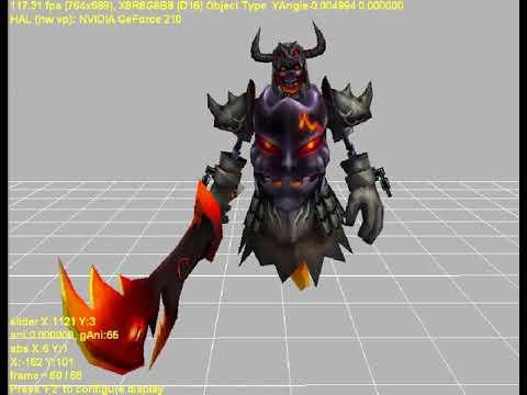 [Seal Online Korea] Dark Warrior