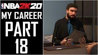 "NBA 2K20 - My Career - Let's Play - Part 18 - ""Beats Endorsement"" | DanQ8000"