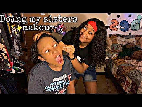 DOING MY SISTERS MAKEUP!!💄(MUST WATCH!)Kaynak: YouTube · Süre: 21 dakika3 saniye