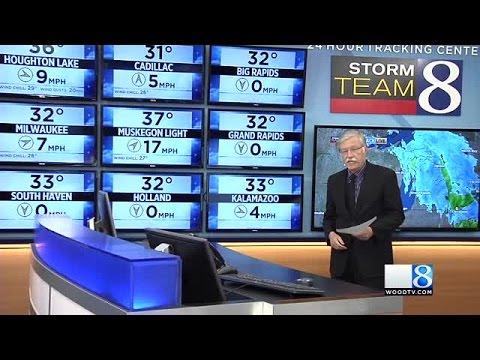 Storm Team 8 Forecast, 11 p.m., 120416