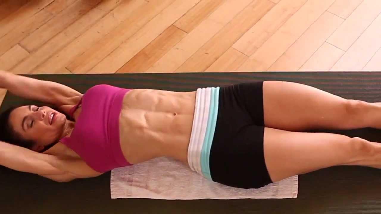 Sıkı Karın Kasları İçin Egzersiz Hareketleri