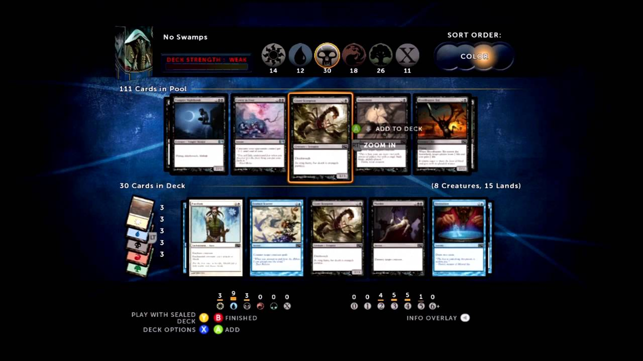 Door to nothingness reboot dotp 2014 youtube for Door to nothingness deck