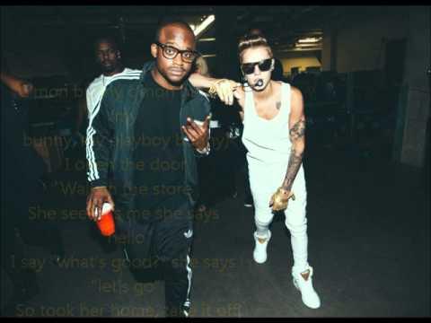 The Intro - Justin Bieber (lyrics)