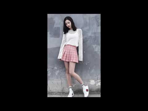 women-fashion-summer-high-waist-pleated-skirt-wind-cosplay-plaid-skirt