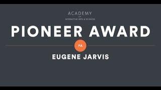 Eugene Jarvis (Creator of Defender & Robotron: 2084) - AIAS Pioneer Award Tribute Video