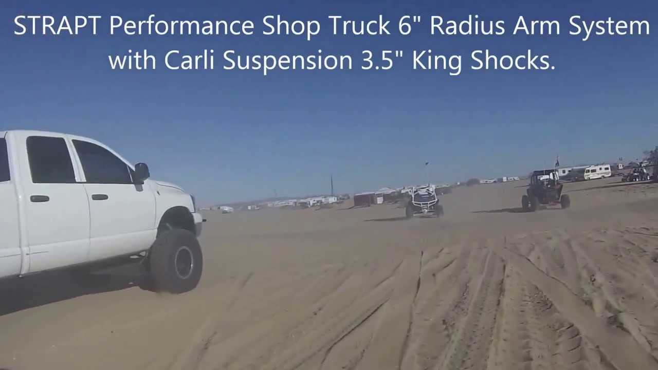 STRAPT Performance Off Road Suspension and Diesel Parts