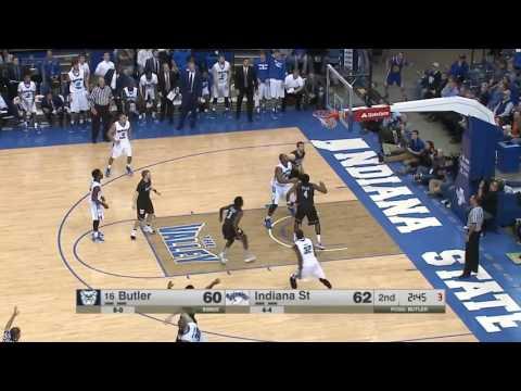 Indiana State vs Butler (Men