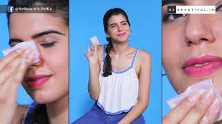 Quick Tips To Avoid Greasy Skin During Monsoon | Monsoon Skin Care Tips For Oily Skin Be Beautiful