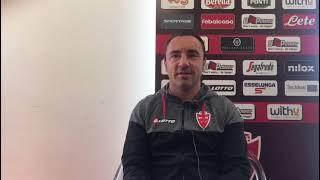 INTERVISTA | Le parole di Mister Brocchi alla vigilia di Monza - Lecce