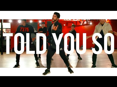 Miguel - Told You So | Choreography With Misha Gabriel