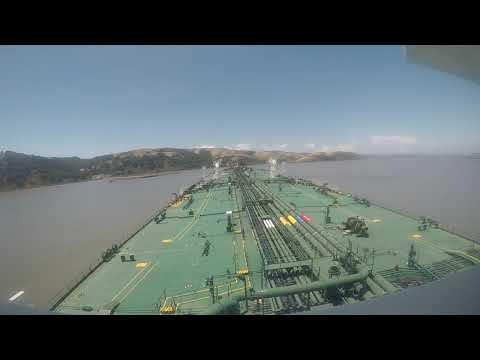 Greek Flag Suezmax Tanker