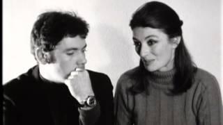 Anouk Aimée et Pierre Barouh - Un homme et une femme (1966)