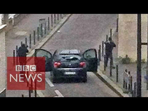 Charlie Hebdo: Paris terror attack kills 12