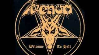 Venom - Red Light Fever