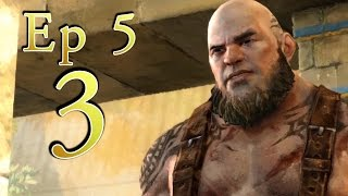 Game of Thrones Ep 5 - A Nest of Vipers - Part 3 (Choice Path 1) Kill, Impress