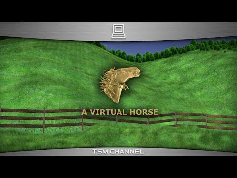 A Virtual Horse (Horse Game)