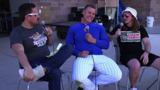 Pardon My Take Interview With Anthony Rizzo
