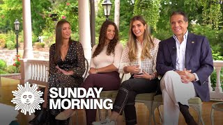 Andrew Cuomo & daughters on life under lockdown
