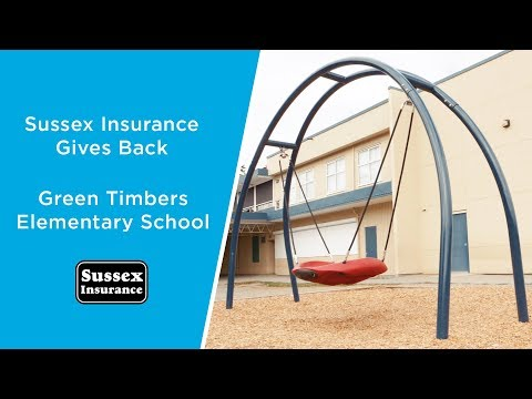 Sussex Insurance Gives Back - Green Timbers Elementary School