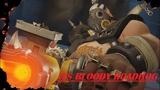 Its Bloody Roadhog