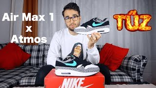 Gyors Cipő Check 1   Nike Air Max 1 X Atmos