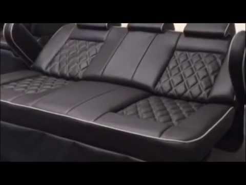 Lonestar Auto Design Electric Sofa Bed YouTube
