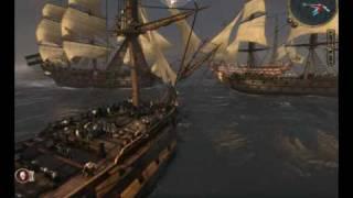 Batalla Naval En Empire Total War