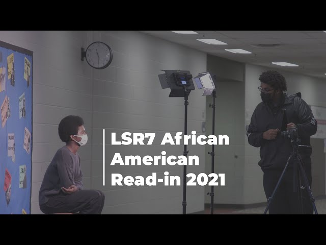 LSR7 African American Read-in 2021