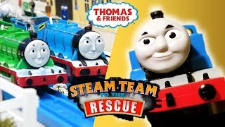 Andquotdonand39t Stopandquot Full Music Video  Steam Team To The Rescue  Thomas Andamp Friends Special